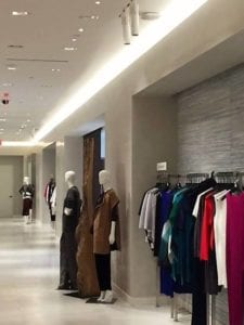 Retail Wall Design NYC