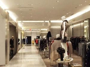 Showroom Wall Design NYC